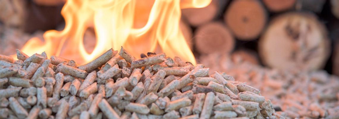 combustible écologique et économique pour se chauffer